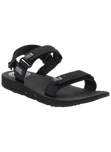 Jack Wolfskin Outfresh Sandal Kadın Sandalet - 4039461-6078 Siyah